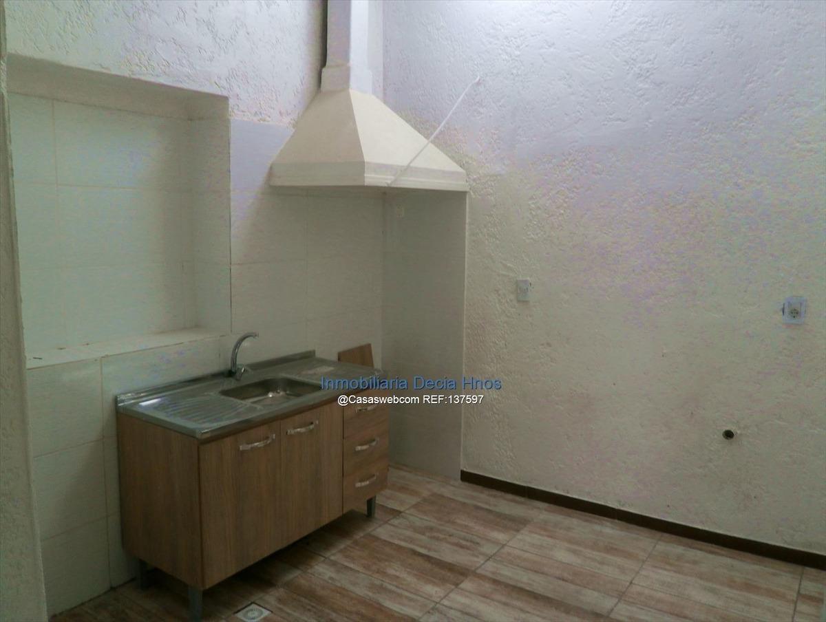 apartamento 2 dormitorios unión con patio