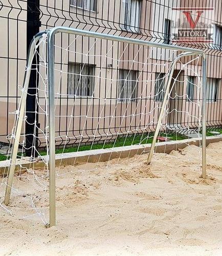 apartamento - 2 dormitórios à venda, 48 m² por r$ 149.000 - campo comprido - curitiba/pr - ap1379