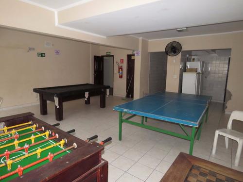 apartamento 2 dormitórios - vila tupi - praia grande - sp