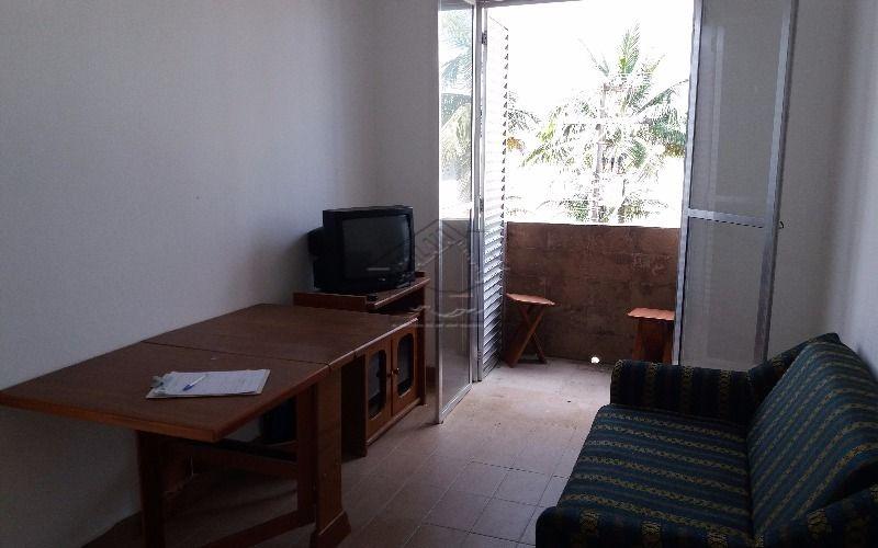 apartamento 2 dormitórios vista mar no jardim real em praia grande