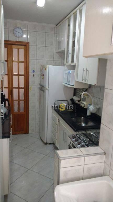 apartamento 2 dorms | 1 vaga, vila carmosina, são paulo. - ap0698