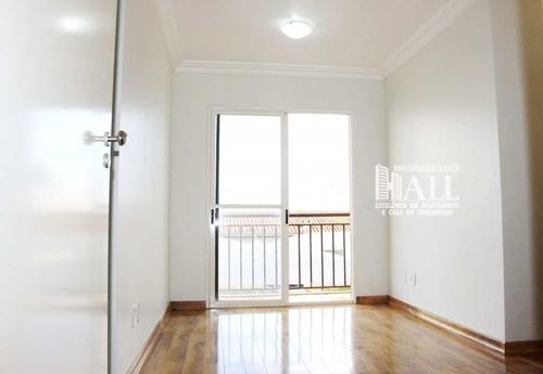apartamento 2 dorms, elevador, 2 vg, são josé do rio preto - v1453