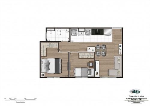 apartamento 2 dorms em pirituba minha casa minha vida - 6900