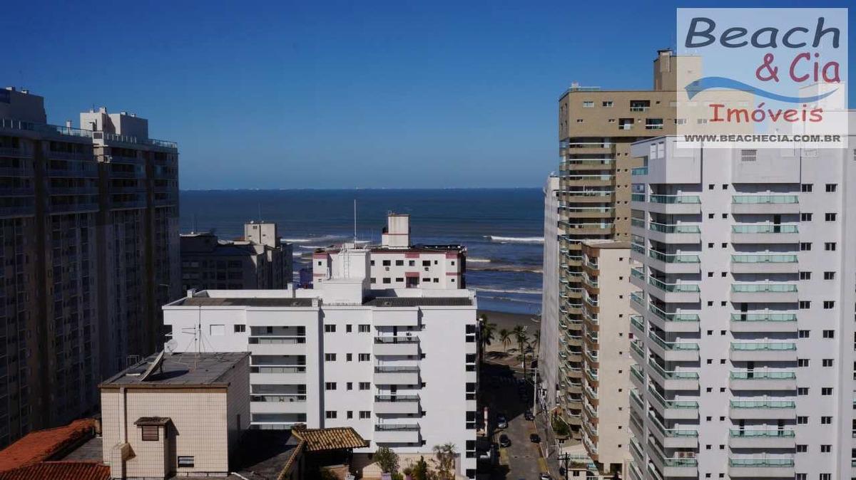 apartamento 2 dorms, ocian, praia grande, r$ 25 mil ap00648