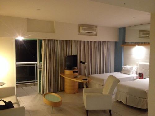 apartamento 2 dorms para venda no barra da tijuca em rio de  - 001113