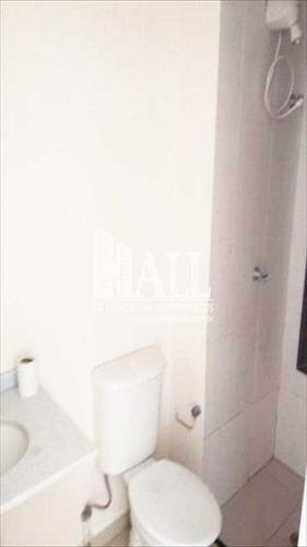 apartamento 2 dorms, sacada, elev, 1 vg, são josé do rio preto. - v1275