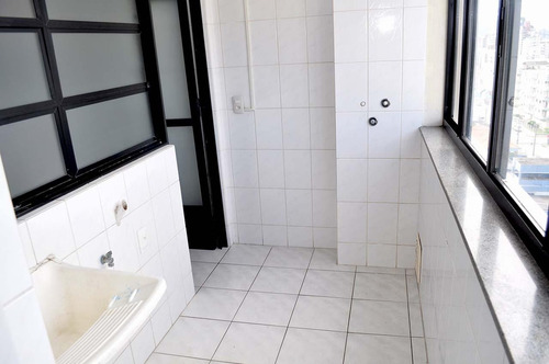 apartamento 2 garagens no estreito - 28996