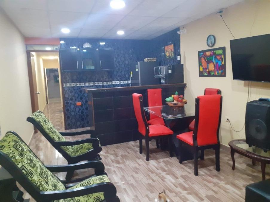 apartamento 2 habitaciones 1 baño 4x15
