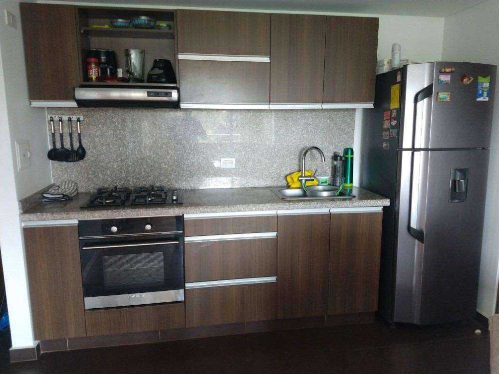 apartamento 2 habitaciones, excelente ubicación al norte