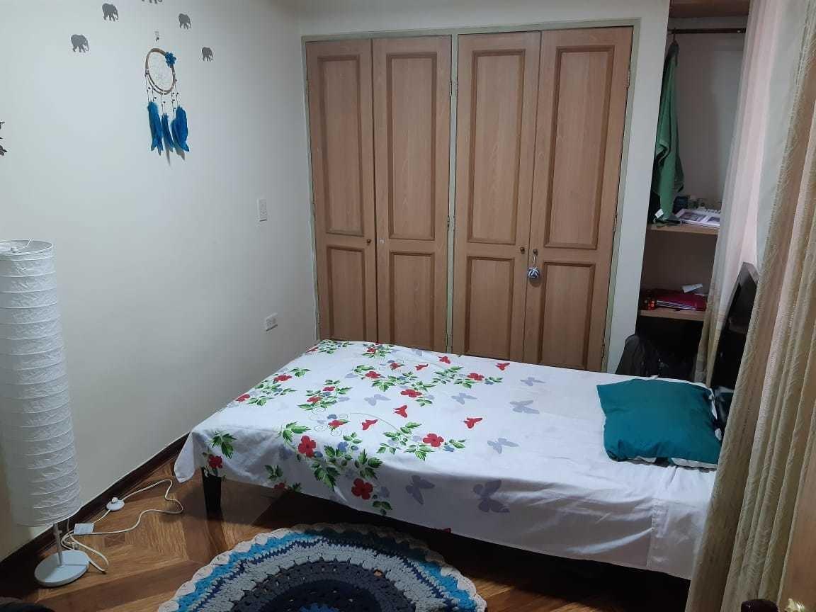 apartamento 2 habitaciones, parqueadero, por la u javeriana