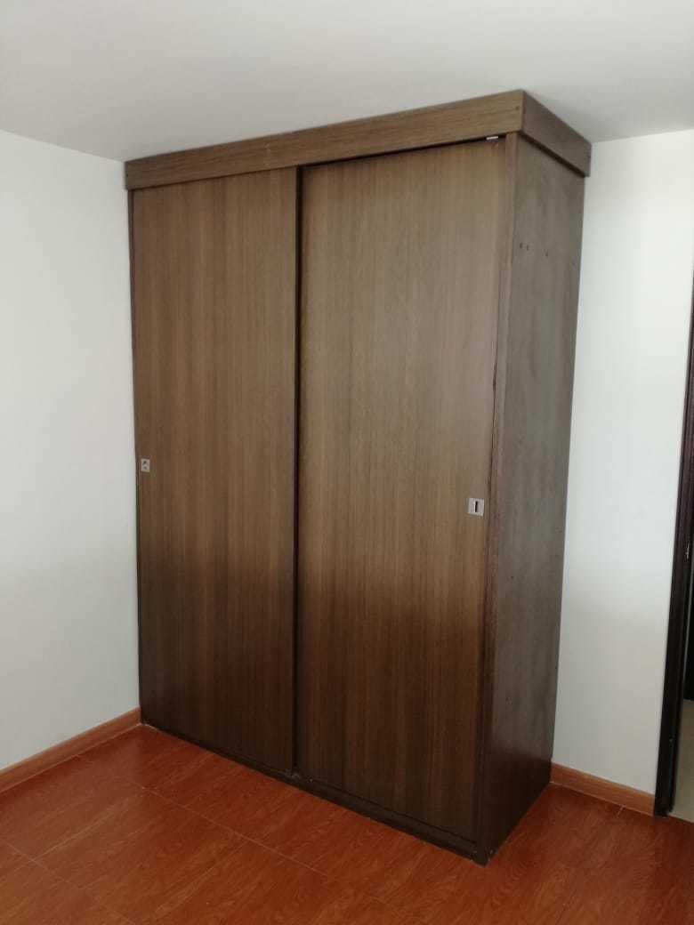 apartamento 2 habitaciones sala comedor cocina y dos baños