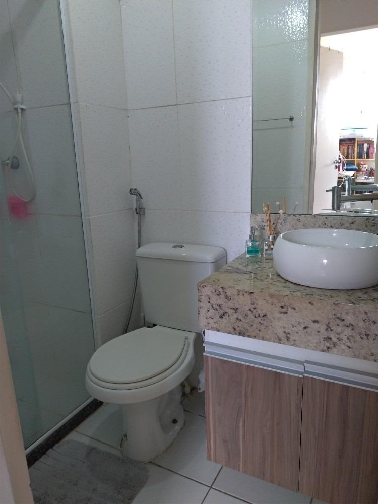 apartamento 2 qts - 48 m²