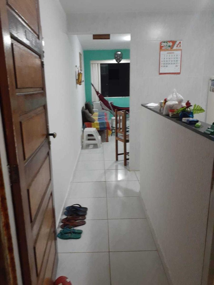 apartamento 2 quartos 1 suíte centro