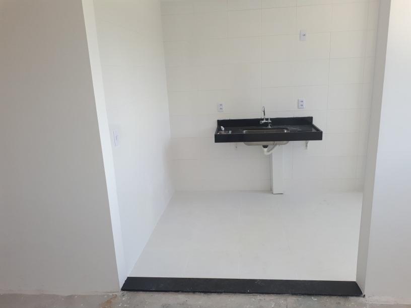 apartamento - 2 quartos - 1 vaga