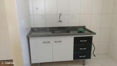 apartamento 2 quartos a venda em suzano, vila urupês, 2 dormitórios, 1 suíte - 0460