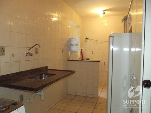 apartamento 2 quartos a venda na praia do morro - v-1065