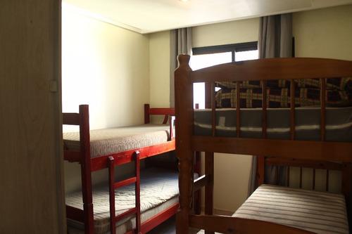 apartamento 2 quartos a venda na praia do morro - v-1067