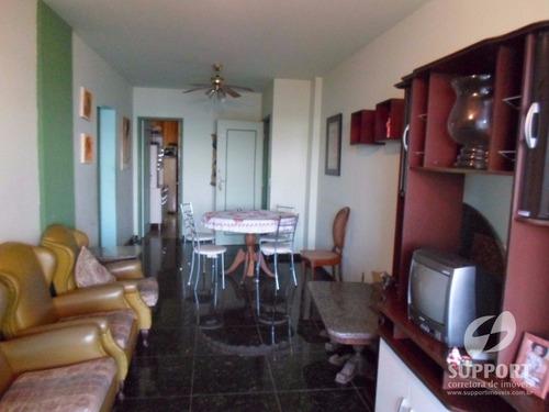 apartamento 2 quartos a venda na praia do morro - v-1277