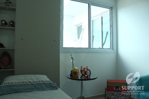 apartamento 2 quartos a venda na praia do morro - v-575