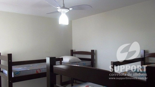 apartamento 2 quartos a venda no centro - v-319