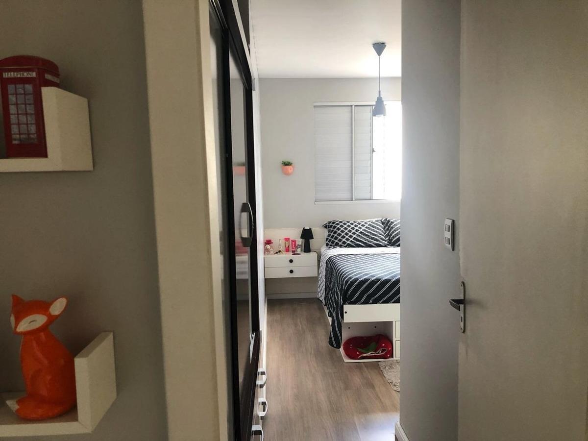 apartamento 2 quartos bairro castelo - 3371