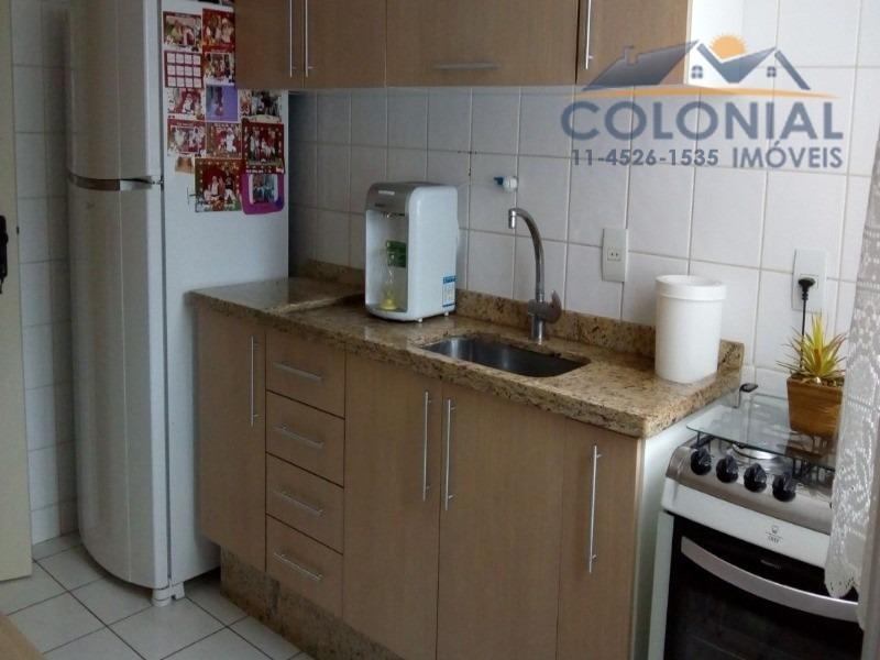 apartamento 2 quartos com suíte no chácara primavera eloy chaves, jundiaí - ap00820 - 32054175