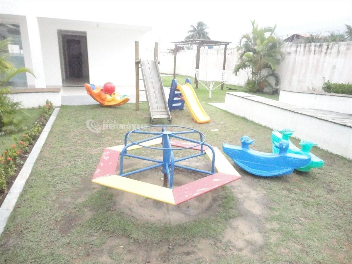 apartamento 2 quartos, cond. jardim tropical, caji. 623429