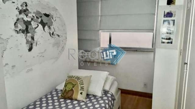 apartamento 2 quartos leblon. - 18991