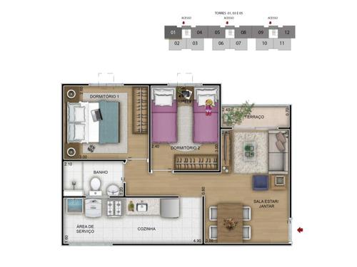 apartamento 2 quartos na pavuna