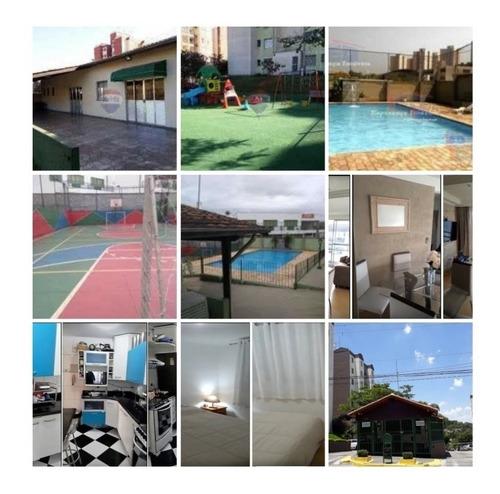 apartamento 2 quartos osasco - sp - bandeiras - 0360