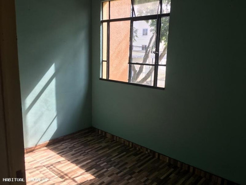 apartamento 2 quartos para venda em curitiba, cic, 2 dormitórios, 1 banheiro, 1 vaga - 999