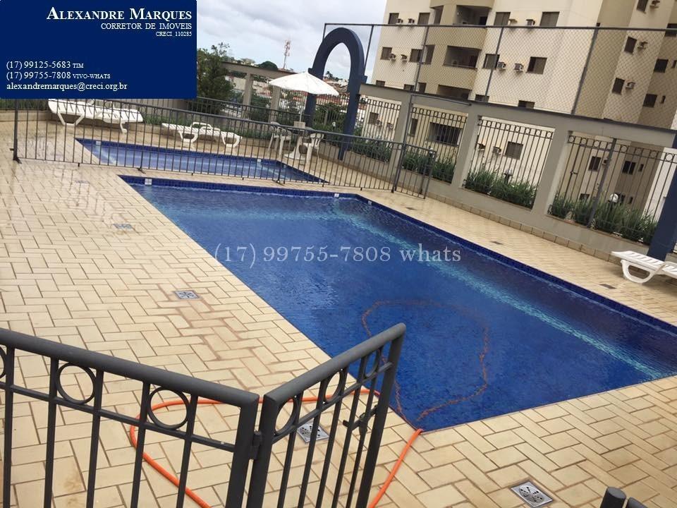 apartamento 2 quarto(s) proximo hospital beneficiencia portuguesa em são josé do rio preto - sp - apa2345