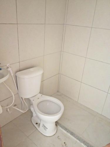 apartamento 2 quartos, sala, banheiro e cozinha americana