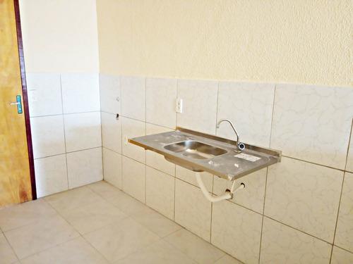 apartamento 2 quartos, sala, cozinha americana, banheiro