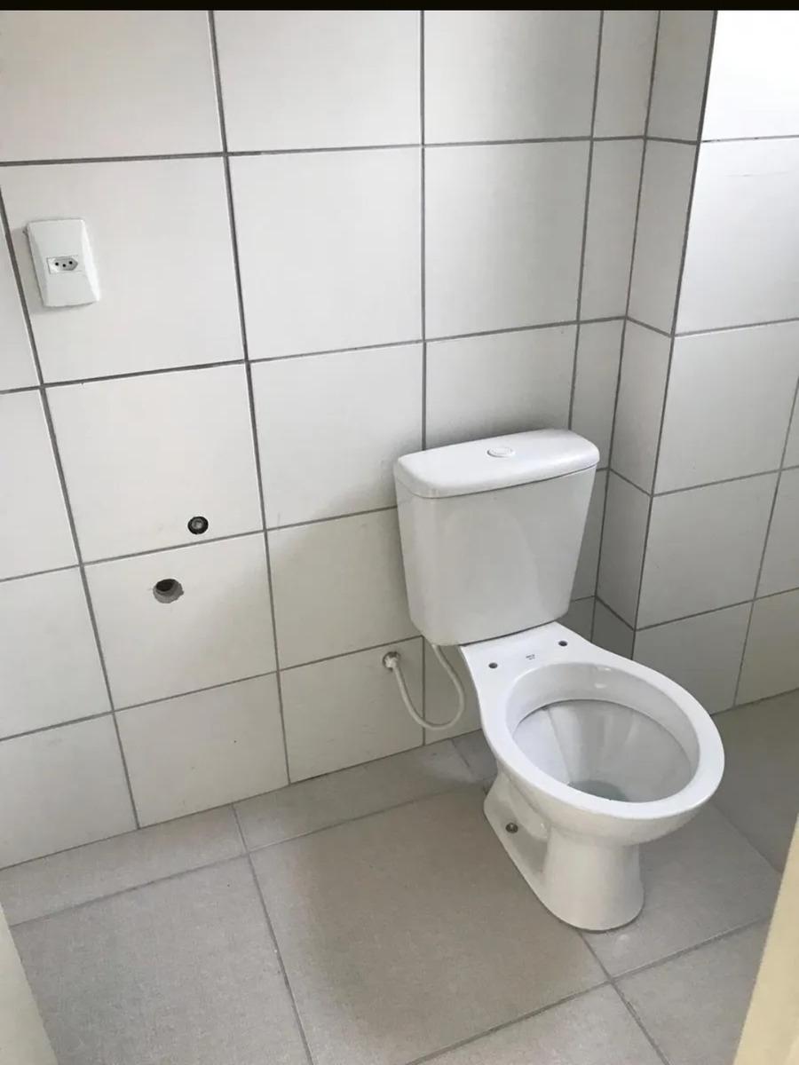 apartamento 2 quartos, sendo 1 suíte