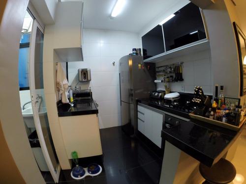 apartamento 2 quartos à venda, 2 quarto(s), belo horizonte/mg - 3463