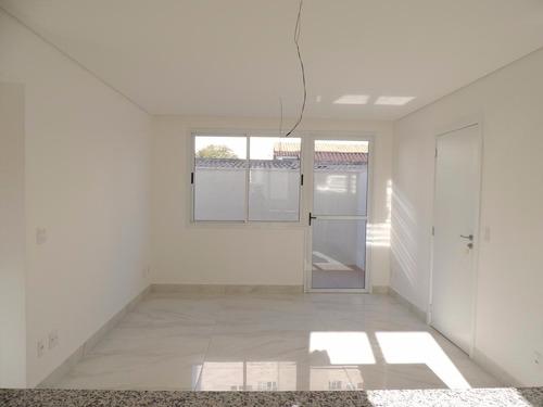 apartamento 2 quartos à venda, 2 quarto(s), belo horizonte/mg - 3628