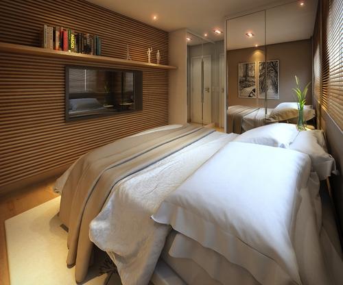 apartamento 2 quartos à venda, 2 quarto(s), belo horizonte/mg - 5954