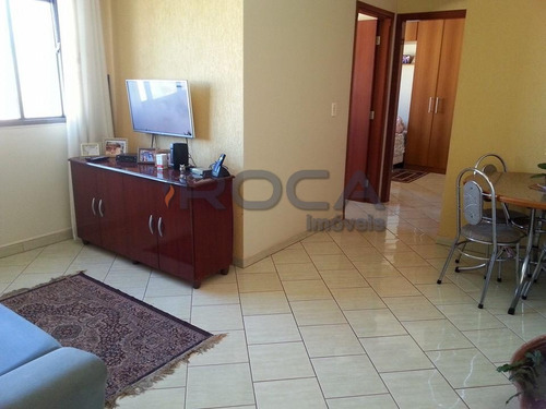 apartamento - 2 quartos - vila rancho velho - 8344