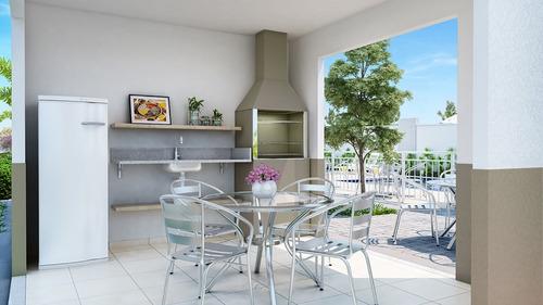apartamento 2 quatros com suite, localizado de belo horizonte. - 56