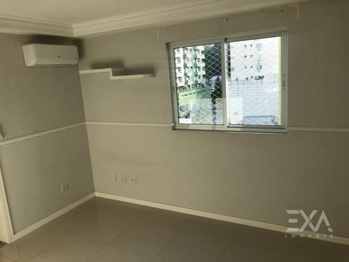 apartamento 2 suites com 2 vagas em balneário camboriu - 0680