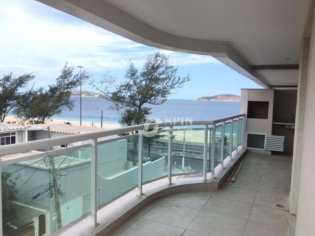 apartamento 2 suítes, vista mar, piratininga, niterói - ap0089 - ap0089