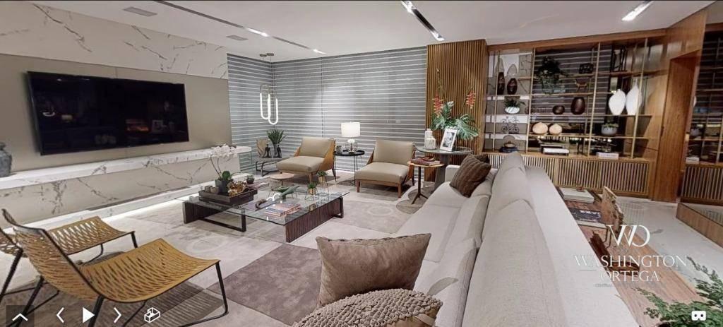 apartamento 206,36 m² r$ 910.000,00 - centro - são josé dos pinhais/pr - ap0260