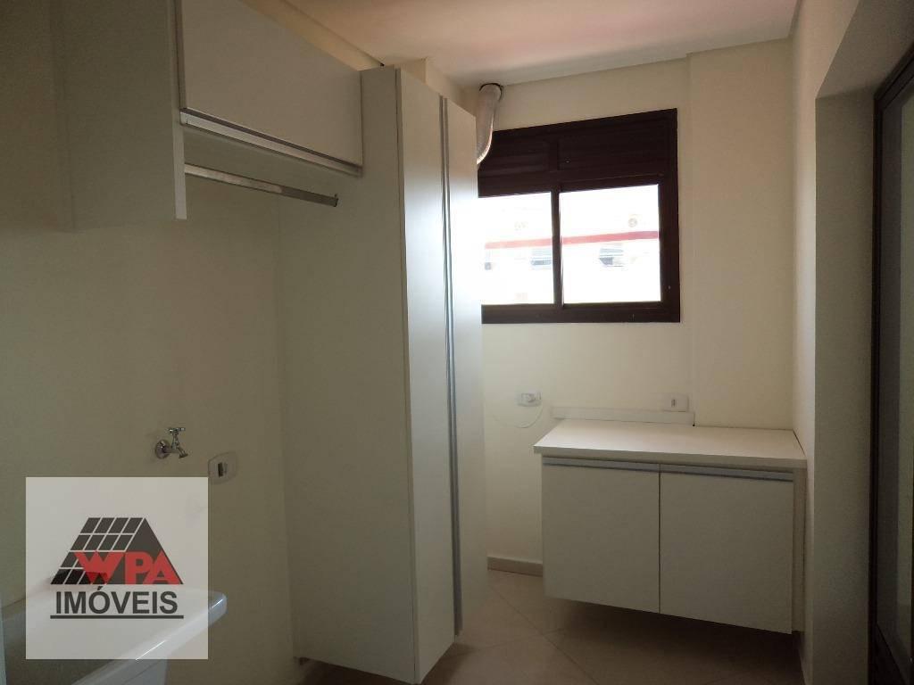 apartamento, 209 m² - venda por r$ 1.150.000,00 ou aluguel por r$ 4.000,00/mês - centro - americana/sp - ap0833