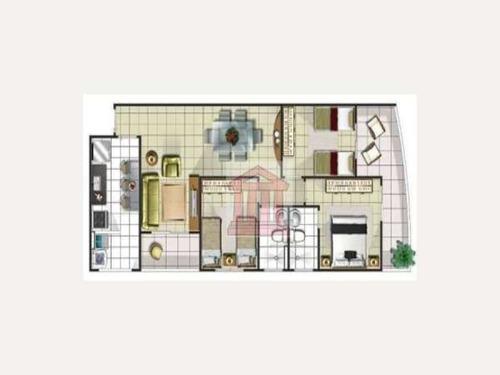 apartamento - 2243a - 34422823