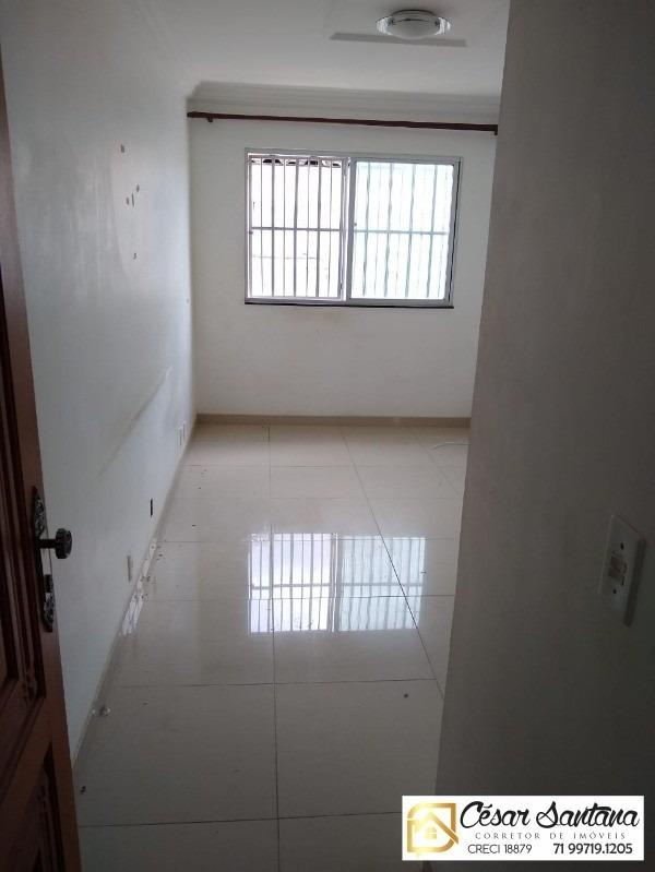 apartamento 2/4 colina azul salvador - ap00580 - 33643657