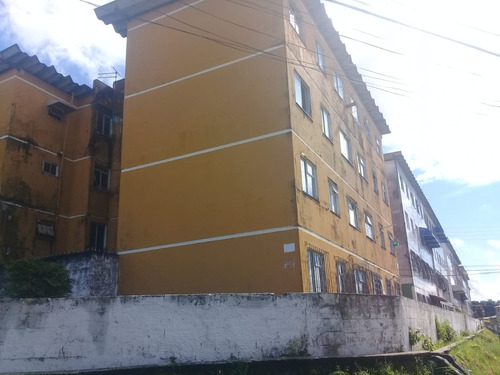 apartamento 2/4, conjunto colina azul
