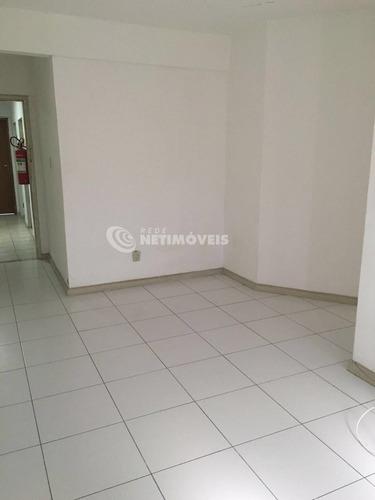 apartamento 2/4 em condomínio fechado em brotas (596505)