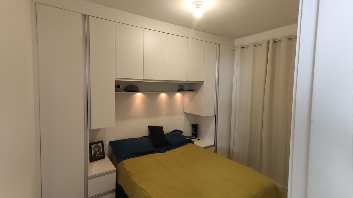 apartamento 2/4 united coast, próximo uberlândia shopping