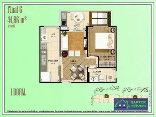 apartamento - 2416